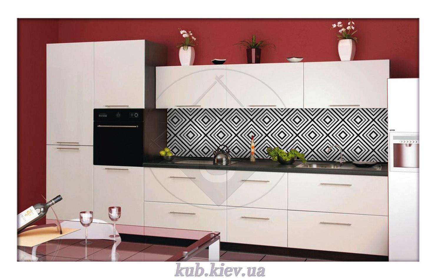 """Фотография Скиналь """"Скиналь с фотопечатью №1091"""" для рабочей стенки на  кухню от интернет"""