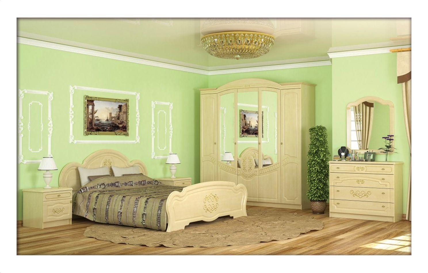 спальня барокко купить по цене от1 грнгрн куб мебель интернет