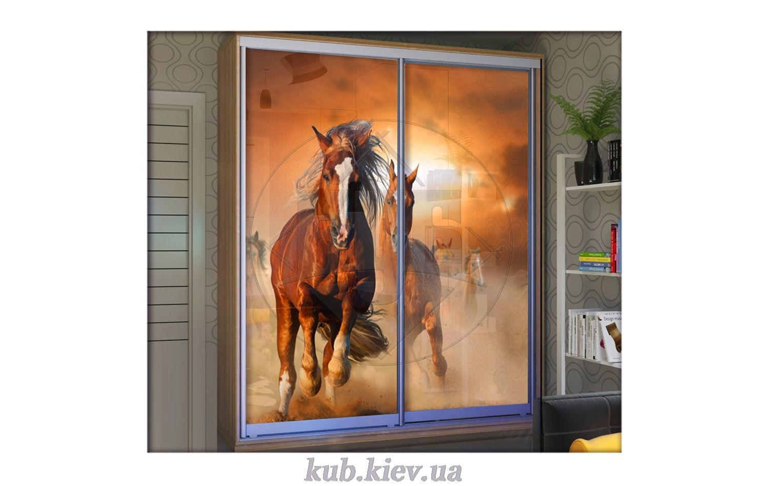 эти лошади на зеркале картинки золотые броши камнями